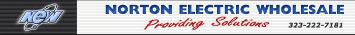 Norton Electric Wholesale - Providing Solutions
